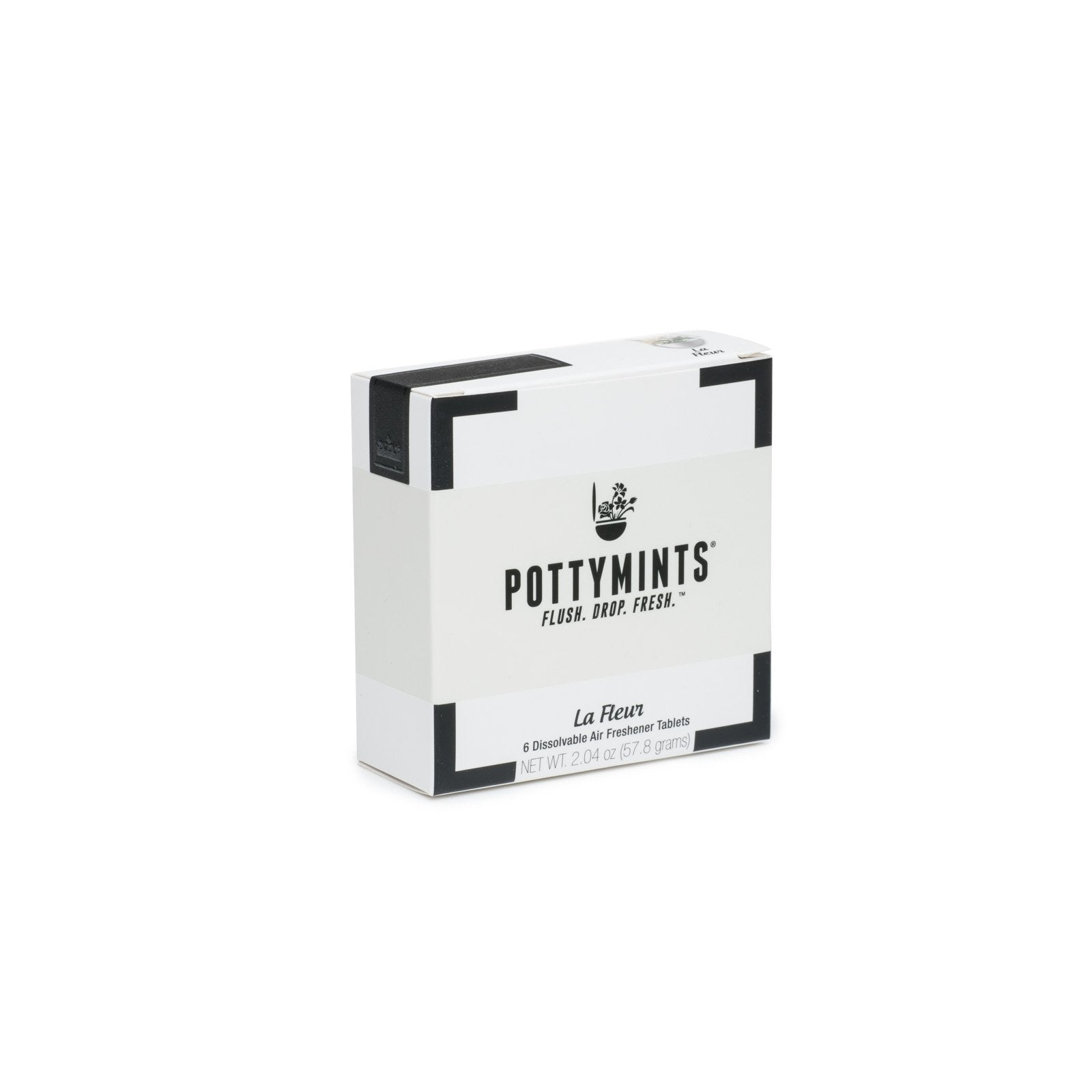 La Fleur Travel Pottymints