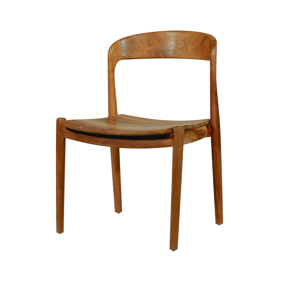 Ingrid Teak Side Chair