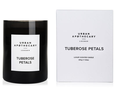 Tuberose Petals Luxury Candle