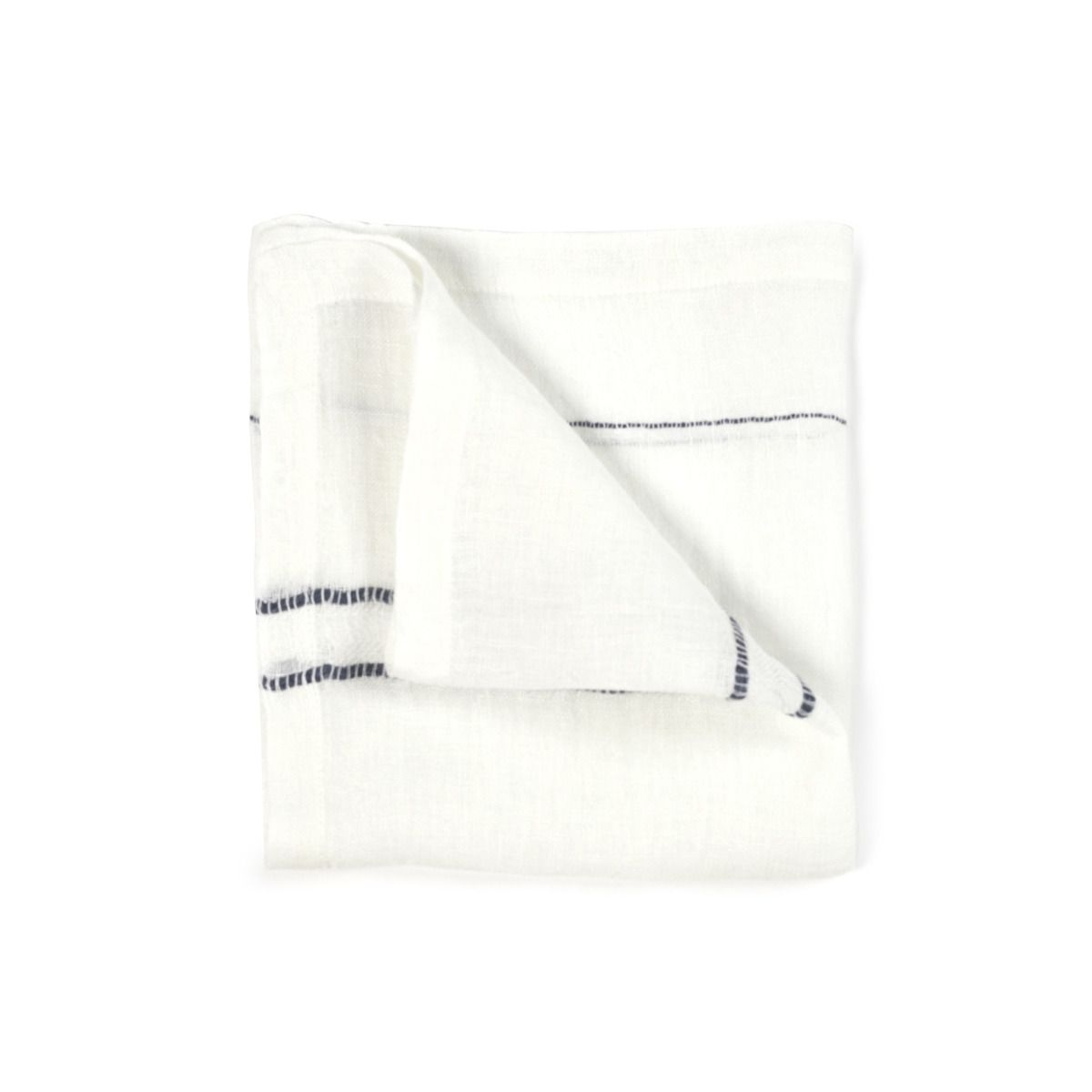 West Hinder Oyster Stripe Napkin