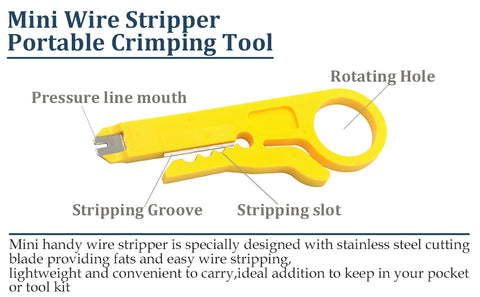 wire stripper cutter