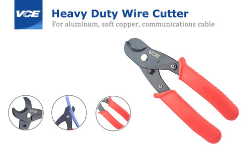 VCE Cable Cutters, Heavy Duty Wire Cutters Tool