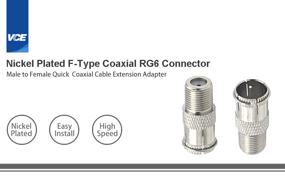 Coax Coaxial Cable Connector