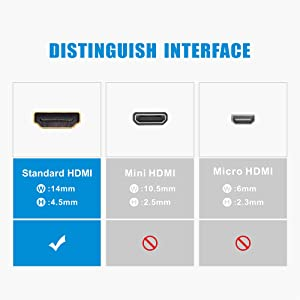 Easy to Enjoy The UHD Video HDMI Delivered  Audio Video Sync, Audio Return Channel (ARC) and HDMI Ethernet Channel (HEC). 32 Channel Audio, 7.1 Dolby and Support resolutions up to 4K x 2K. Compliant with the HDMI 2.0 standard, can be capable of carrying the increased bandwidth of HDMI 2.0 at 18 Gbps. Specification change hdmi male into hdmi female Wide Application  Connect 2 HDMI male to male cables together. Convert an HDMI male interface into HDMI female. Compatible with all Standrad HDMI Cables. Package Contents  2 x VCE Female to Female HDMI Coupler  change hdmi male into hdmi female  3d visual effects  HDMI 2.0 Female to Female Cable Extender  Sophisticated Construction Gold Plated Contact Pin for better conductivity, ensures the highest performance connection between HDMI components or cables. 3D Visual Effect High quality 3D visual effect, let you immersive. Compact Size Compact size construction for better performance. Thumb indent for easier unplugging.