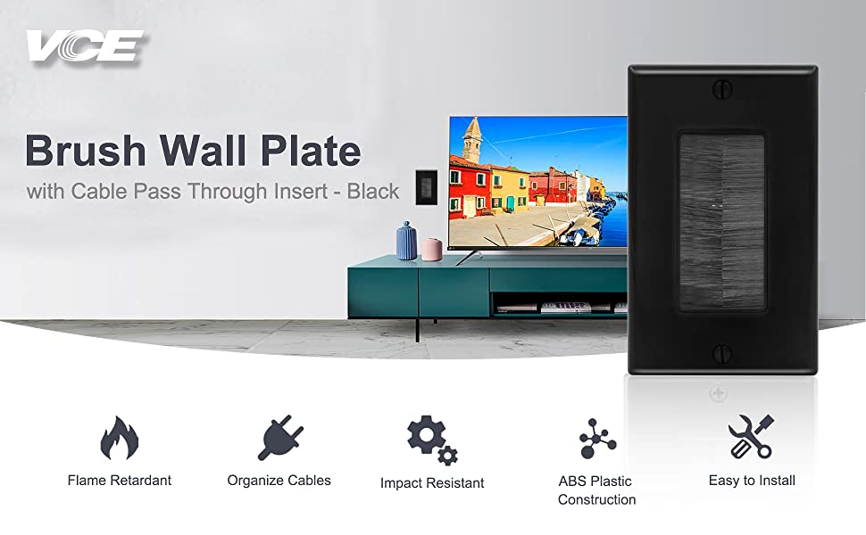 Wall Plate Cable