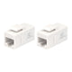 CAT6 Keystone Coupler Female to Female
