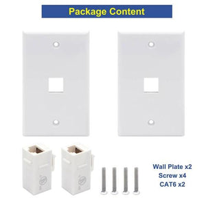 vcelink wall plate