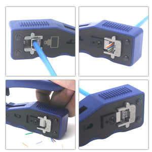 EZ Network Crimper Kit