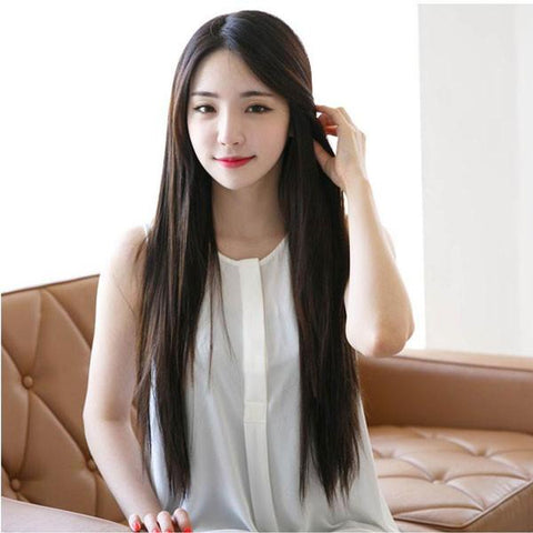 High Quality Cosplay Long Straight Hair Wigs - wikoco.com