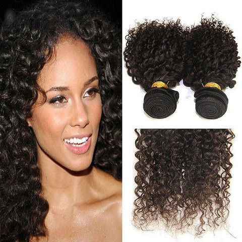 Kinky Curly Unprocessed Brazilian Virgin Human Hair - wikoco.com