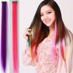 Many Colors Available Clip Hair Weft Extensions - wikoco.com