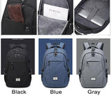 Leisure Travel Bag Business Large Computer Bag Junior High School Bag Sport Backpack