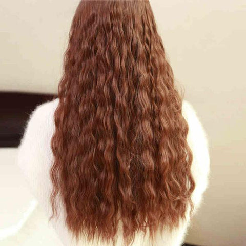 New Loose Curly Clip Hair Weft/Hair Extension - wikoco.com
