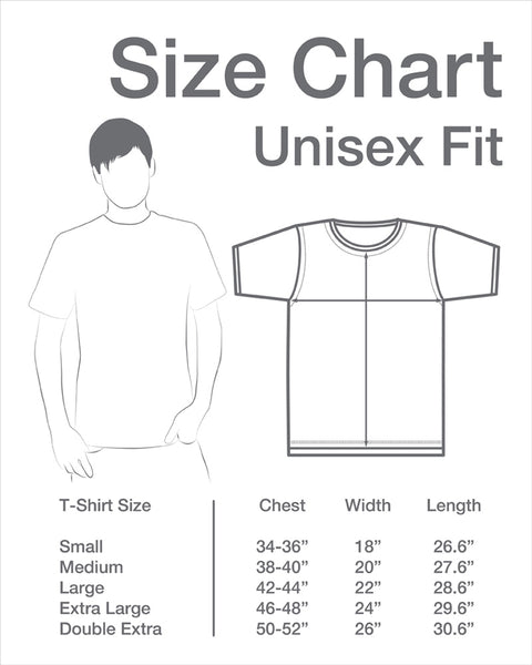 Men's Shirt Sizes