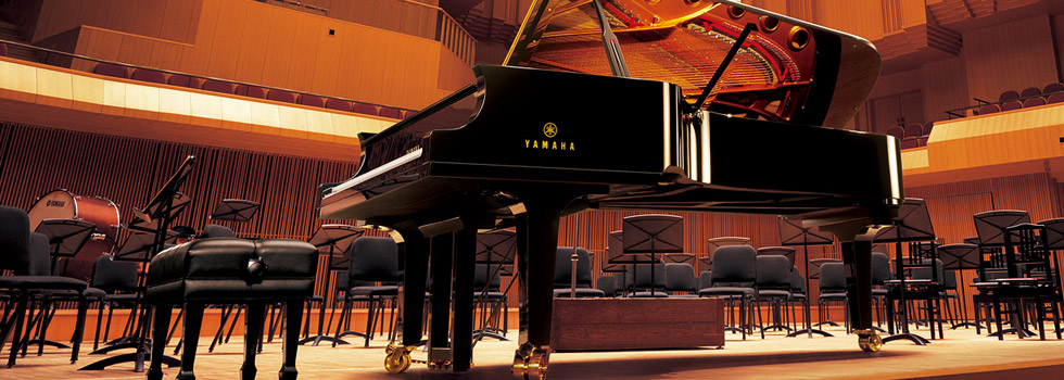 Yamaha have a wide range of Grand Pianos from the GB1, ideal for the home through to the high quality conservatoire range.