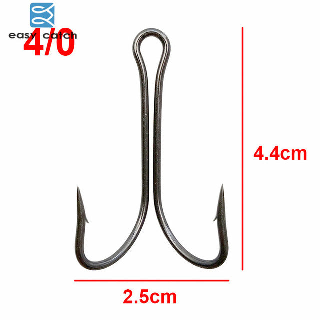 Double Fishing Hooks