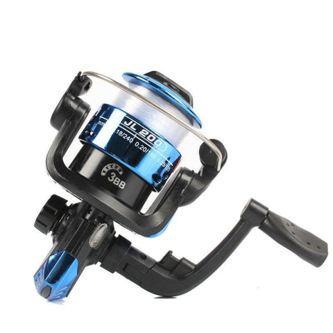 High Speed G-Ratio Fishing Reel