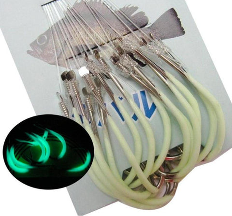 Luminous Fishing Hooks