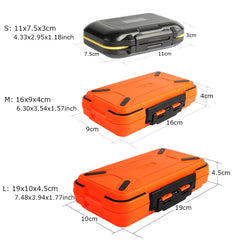 Double Laye Fishing Tackle Boxes