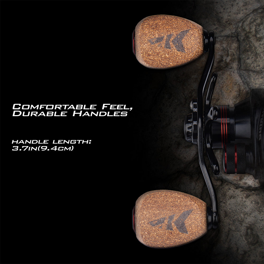 New Spartacus Dual Brake Reel