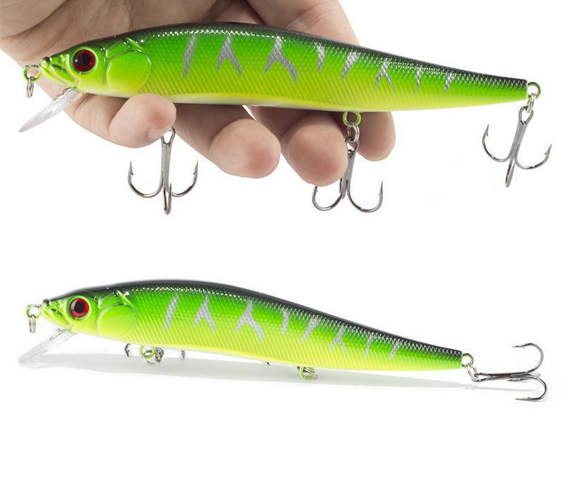 Fishing Lure Minnow Hard Bait