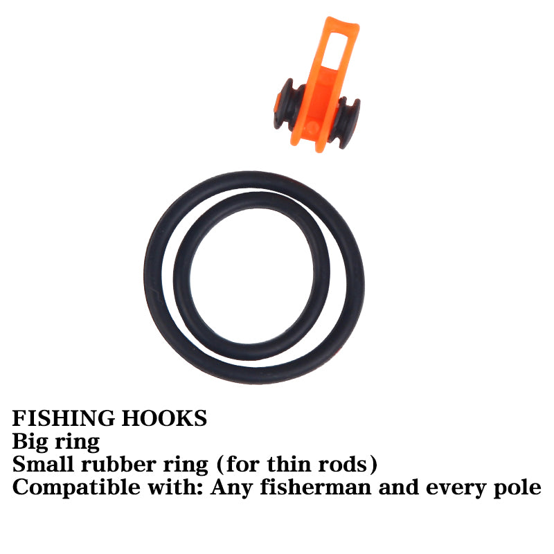 Plastic Fishing Hook Keeper