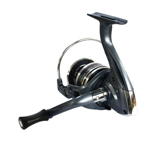 Exchangeable Spinning Reel