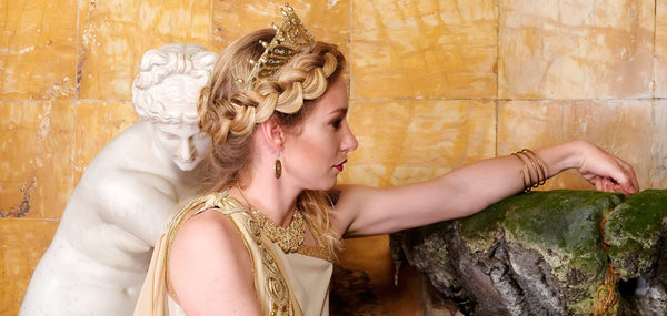 The History of Perfume in Ancient Rome