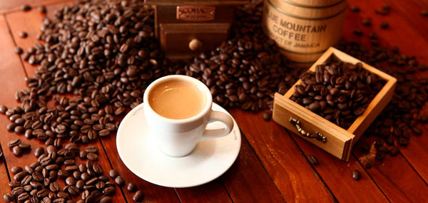 Learn about the benefits of coffee and how many calories there are in different types