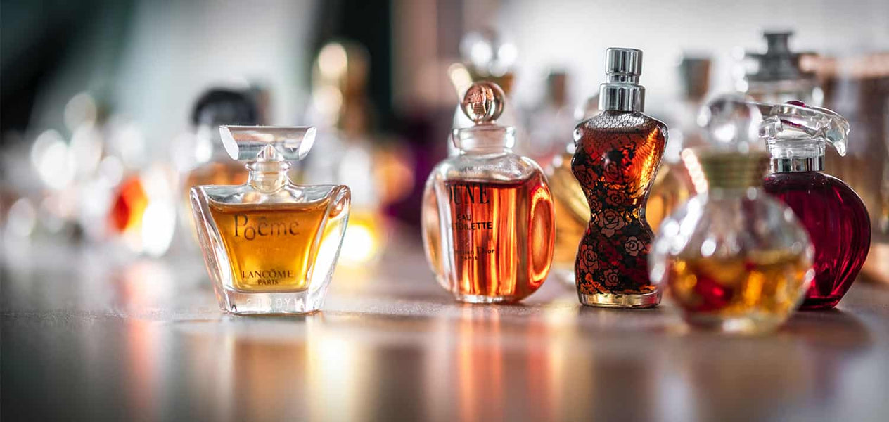 There are very notable price differences between some perfumes and others
