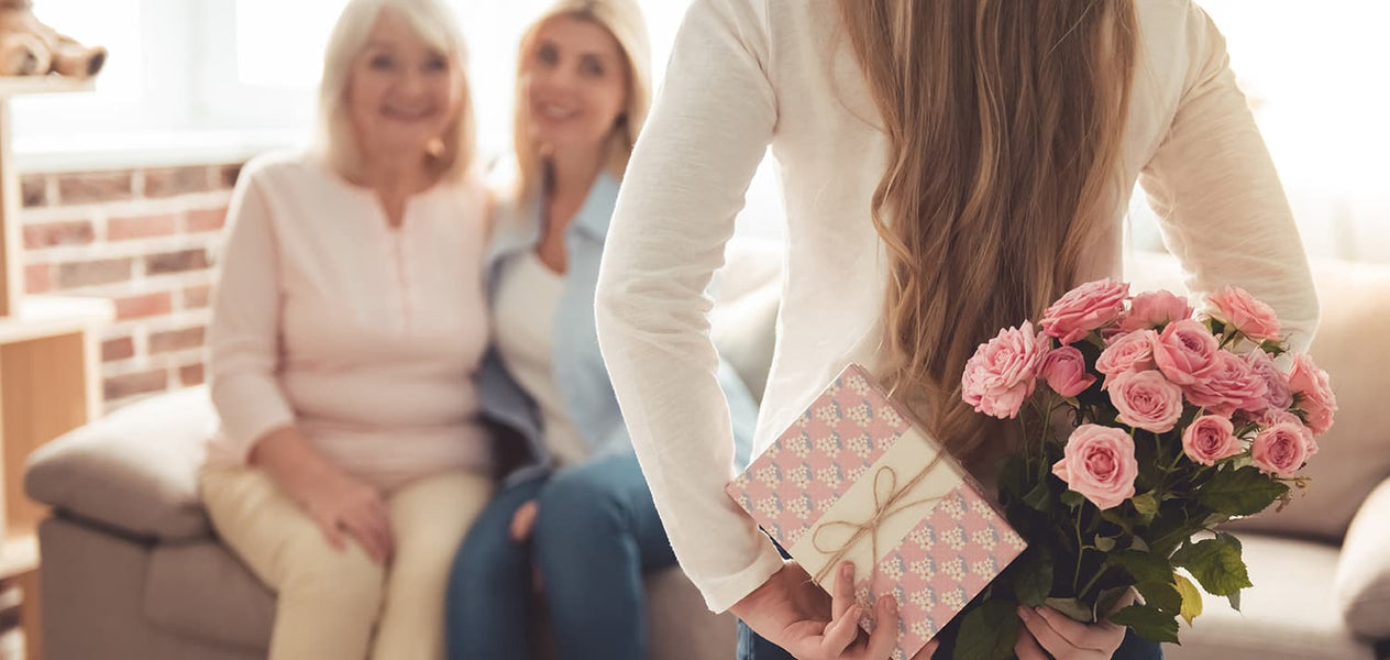 Opt for a Mother's Day gift at home so you don't have to worry about anything