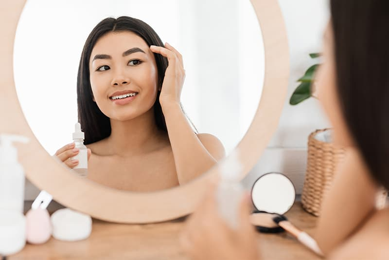Show off your skin more beautiful and radiant than ever by following these Korean tricks