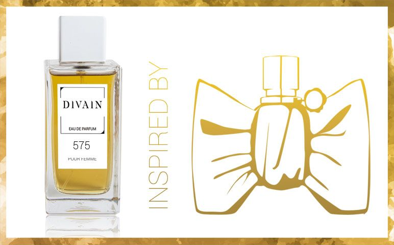 DIVAIN-575, sophisticated sweetness, based on Bonbon by Viktor & Rolf