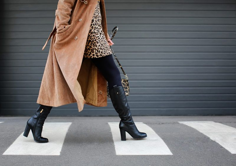Add these 5 essential accessories to your wardrobe this season! Blog DIVAIN Boots are, without a doubt, one of the star accessories of the 70's