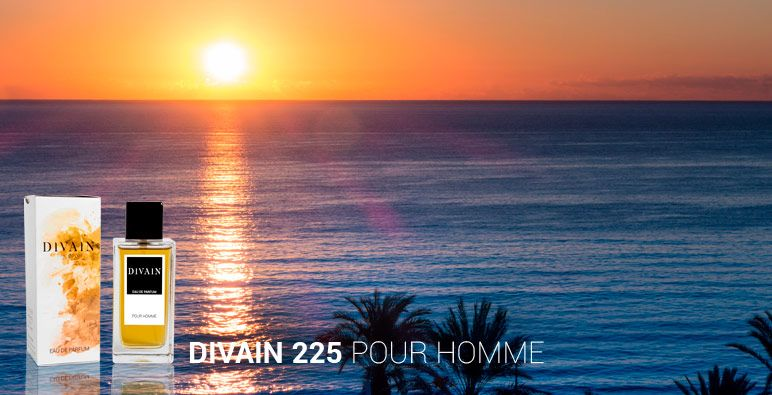 DIVAIN-225  Similar to Azzaro Chrome from Azzaro  Man