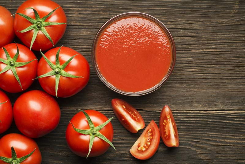 Find out if tomatoes are fattening and how many calories it has to include in your diet