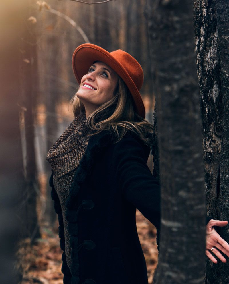 Add these 5 essential accessories to your wardrobe this season! Blog DIVAIN Wide-brimmed hats
