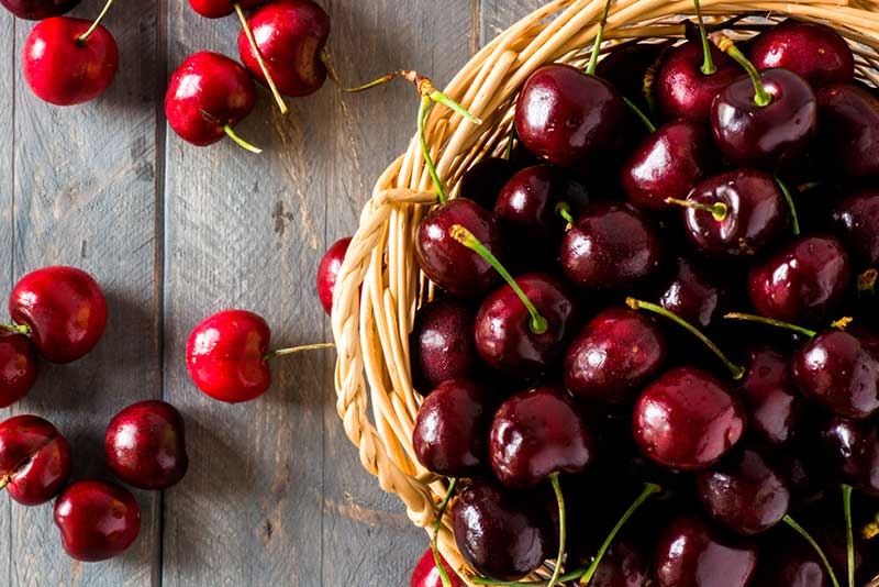 Find out how many calories cherries have and how good they are for your diet.