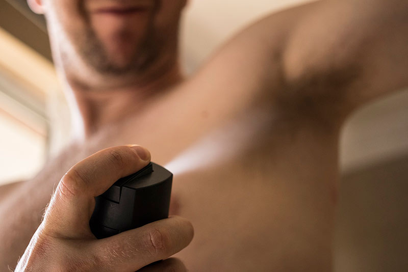 List of the best deodorant for men on the market