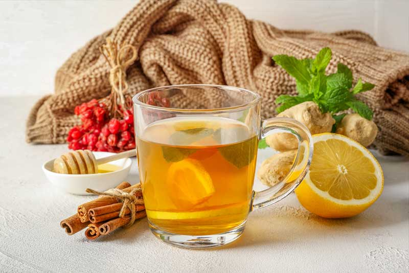Teas that lower sugar and complement your treatment