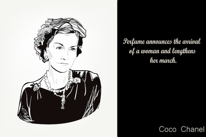 Memorable Coco Chanel comments about women