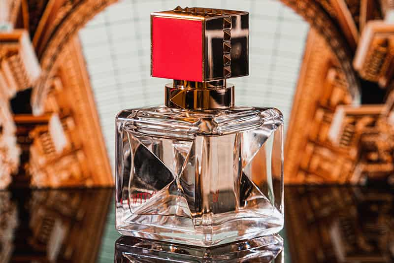 The niche perfumery has very high prices for its exclusivity