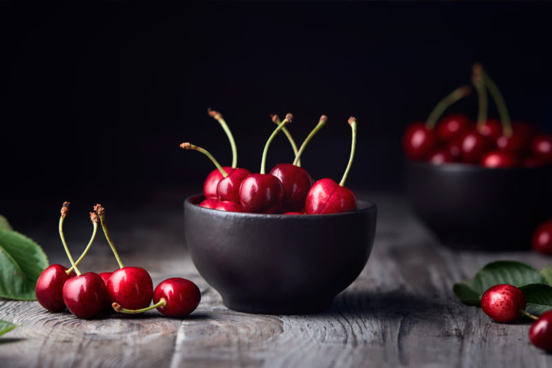 Find out about the benefits of Cherries and how many calories they have