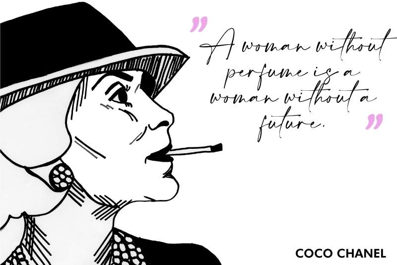 Famous declarations by Coco Chanel about Women