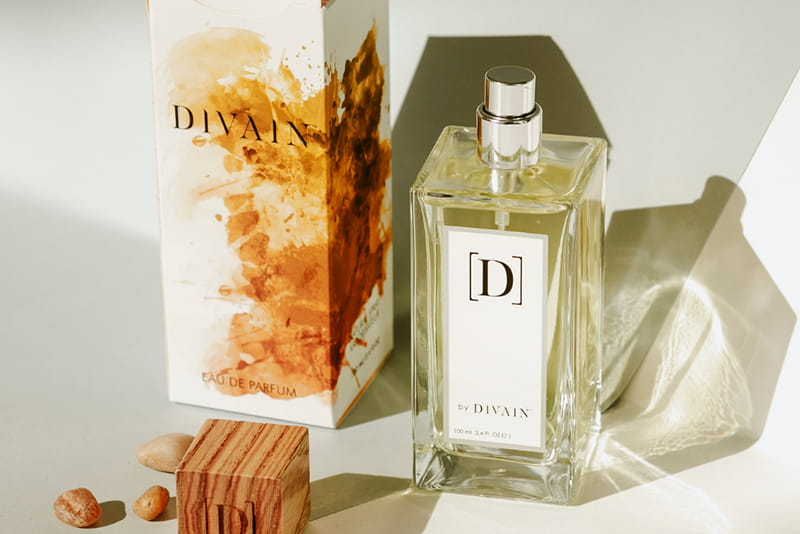 Perfume yourself every day thanks to DIVAIN Parfums