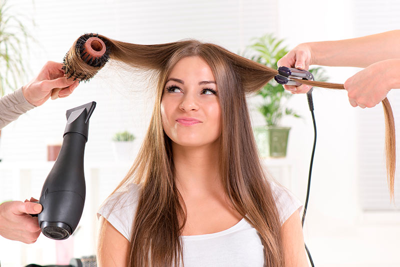 Hair types and treatments to take care of each one of them