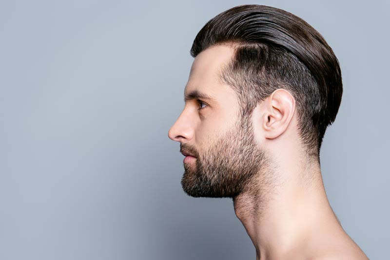 Disguise your hair loss with these hairstyles for men with receding hair