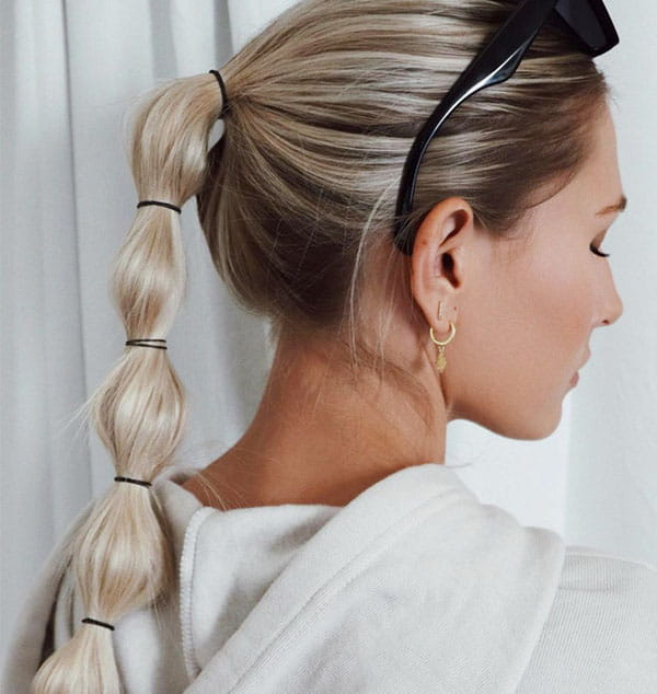 Hairstyles for 2021 stand out for being easy and quick to do