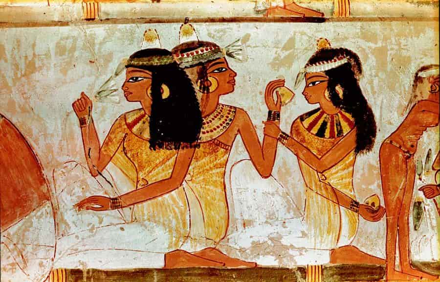 The History of Perfume in Ancient Egypt