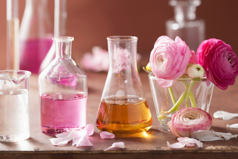 How to make a natural homemade perfume and necessary ingredients